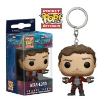 Funko Pocket Pop! Keychain - Star Lord