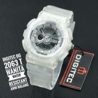 Jam tangan DIGITEC DG 2063 T, wanita..Water resist..