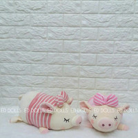 BONEKA BANTAL BABI PIG PIGGY CUSHION