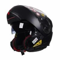 Helm Nolan N104 Absolute Clasic flat black