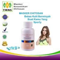 Masker Wajah Chitin Chitosan Tiens Untuk Kulit Berminyak (50 kapsul)