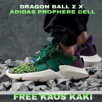 sepatu adidas prophere cell x dragon ball Z