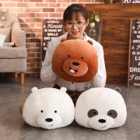 boneka bare bear handwarmer boneka beruang bantal kado natal spesial