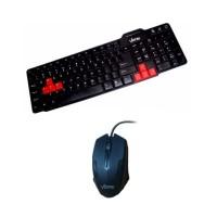 Votre Paket KB-2308 Keyboard KM-310 Mouse Model Gaming USB