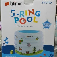 Intime Baby Spa Pool 5 Ring + Termometer Kolam Renang Spa Anak