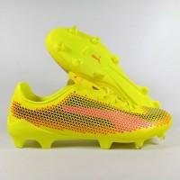 Sepatu Bola Puma Evospeed 2017 SL Ceramic Volt FG Replika Impor