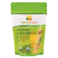Nature's Energy Organic Chia Seeds 250gr