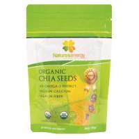 Nature's Energy Organic Chia Seeds 100gr