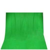 Background Backdrop foto studio Fotografi. kain green screen 75gr