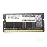 Team Elite Sodimm 8gb Ddr3l Pc12800 Notebook Ram
