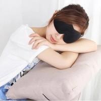 Penutup Mata Saat Tidur / Kacamata Tidur Tali Pengikat Fleksibel