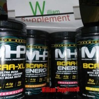 Perlengkapan Fitness dan Gym BCAA XL AMINO ENERGY MHP 10 1 1 POWDER W