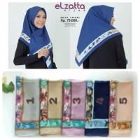 Hijab Jilbab Segi Empat KAILA LAYUNI Scraf by ELZATTA