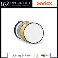 ( Camera Goods ) GODOX 5 IN 1 COLLAPSIBLE REFLECTOR RFT05 80CM