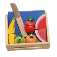 Mainan Kayu SNI / Mainan Kayu Edukatif / Buah Potong