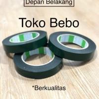 Double Tape / Tip Depan Belakang Kualitas Bagus