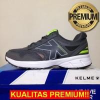 ANEKASEPATU Sepatu Running/Lari Kelme Seattle Dark Grey 1314592 Origin