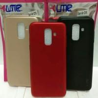 Soft Case Ume Emerald Series Samsung Galaxy A6 Plus 2018