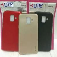 Soft Case Ume Emerald Series Samsung Galaxy A6