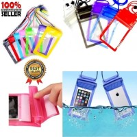 Universal Waterproof Case HP - Sarung Handphone Anti Air