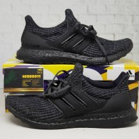 Adidas Ultraboost 4.0 Triple Black BNIB 100% ORIGINAL IDIOT PRICE!!
