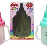 Ninio Botol Susu Bayi Training Cup 3 In 1 BPA FREE