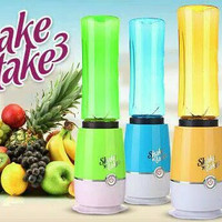 Shake 'N Take 3 2 Tabung Gelas / Blender Juice / Fruit Juice Blender