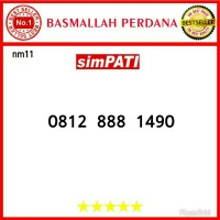 Nomor Cantik Simpati 11 Digit Triple 888 0812 888 1490 nm11