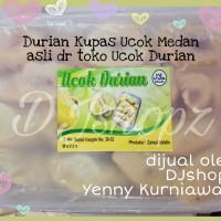 Durian Kupas Ucok asli Medan (Ucok Durian)
