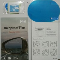 Rainproof Film Mirror Stiker Pelindung Kaca Spion Mobil