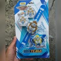 Mainan jam tangan legend hero TEJHA piece watch jam tangan