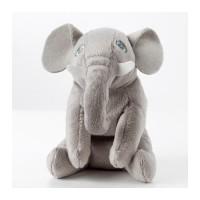 Boneka Gajah Kecil Lucu DJUNGLESKOG Mainan Anak Hewan 19cm
