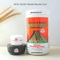 Aztec Secret Indian healing Clay share 25 gr masker wajah clay mask