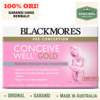 Blackmores Conceive Well Gold 28 Tablet & 28 Kapsul