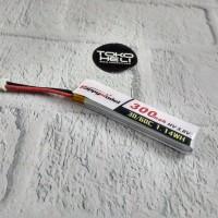 Happymodel 3.8V 300mAh 30C 1S Lipo Battery PH2.0 Mobula7 Snapper6 UR65