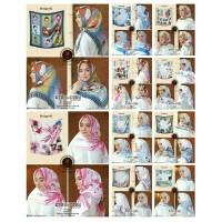 Grosir Jilbab Segiempat Motif Karakter Kartun Cibu Cibu Yeffa Scarf