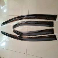 Talang Air Side Visor Honda Brio 2011 2012 2013 2014 2015 Slim