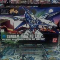 Hg Gundam Amazing Exia (92077)