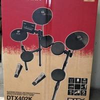 Elektrik Drum Yamaha DTX-402K / DTX402K/ DTX 402K / DTX 402