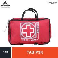 Eiger Alpine First Aid Kit - Red