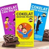 Nibs Coklat / Cokelat Kekinian - Cemilan / Snack / Makanan Ringan