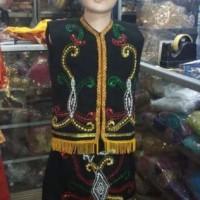 Pakaian Adat Dayak/Kalimantan (anak-anak)