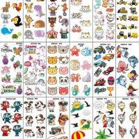 Edible Stamp Katalog 2 Stempel INSTANT Hiasan Makanan / Minuman