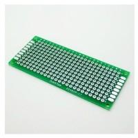 3x7 cm PROTOTYPE Double-Side PCB 3*7 DUA Sisi Universal Board AG03