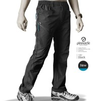 Celana Pinnacle Barid Water Repellent Black - Celana Panjang Hiking