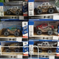 Mainan Anak Mobil Premium Diecast Die Cast Jeep 1 : 64