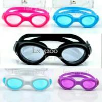 6+kacamata renang renang anak speeds - Putih
