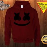 Jaket Hoodie Sweater Band Marshmello 2