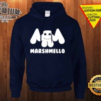 Jaket Hoodie Sweater Band Marshmello 5