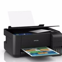 Printer Scanner Epson L3110 - L 3110 Eco Tank Print Scan Copy ORIGINAL